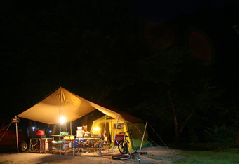 オートキャンプ
