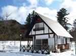 冬の貸別荘